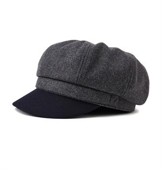 Brixton - Montreal Cap - Grey Black 98c4584e6bcbb