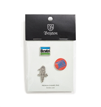Brixton Accelerate Pin Pack