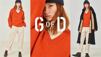 G of D - Girls of Dust - AW19/20