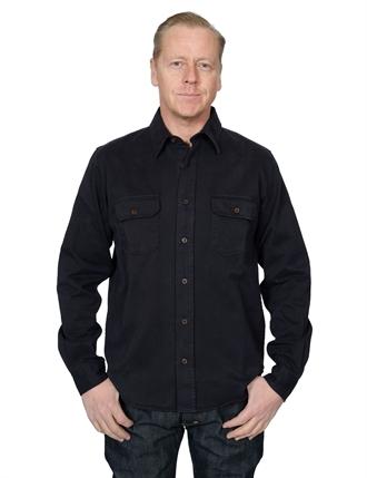 Indigofera - Alamo Shirt - Marshall Black 825665a69b9e5