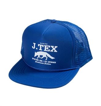 3fb8b1b1419 J Tex - Scandinavian Brothers Trucker Cap - R Blue