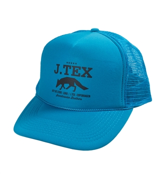 fae5300a1d4 J Tex - Scandinavian Brothers Trucker Cap - Turquoise