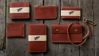 Red Wing Leather Goods