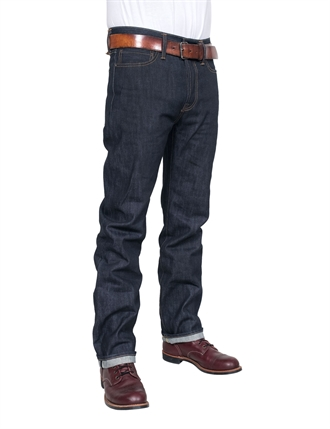 Tellason - The Blubaugh Raw Selvedge Jeans - 16.5 oz