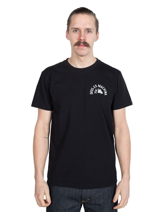 Deus - Impermanence Tee - Black