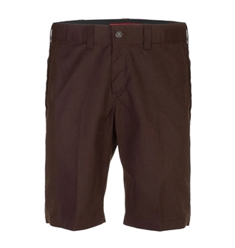 Dickies - 67 Collection Industrial Work Shorts - Chocolate Brown