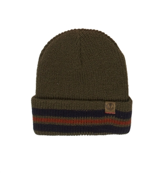 Iron & Resin - Palmer Beanie - Military