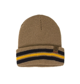 Iron & Resin - Palmer Beanie - Wheat