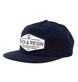 Iron & Resin - Terrain Cap - Navy