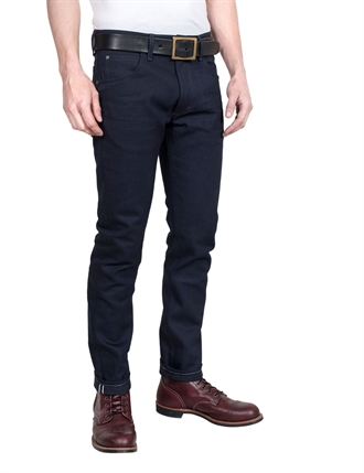 Lee - 101 Rider Jeans Dry - Dark Indigo X Black
