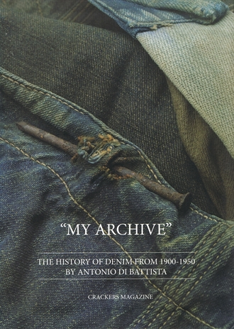 My Archive I - The History of Denim from 1900 to 1950