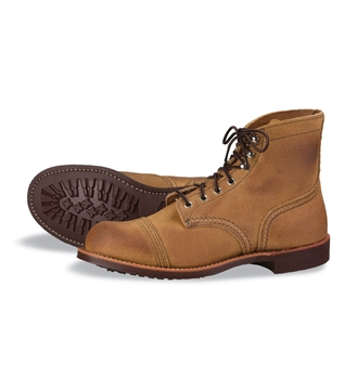 c92a48a0d25 Red Wing Shoes Style no 8083 Iron Ranger - Hawthorne Muleskinner Leather