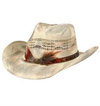 Stetson - Monterrey Bay Western Straw Hat 5b723856d2f