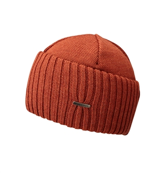 Stetson - Northport Wool Beanie - Rust
