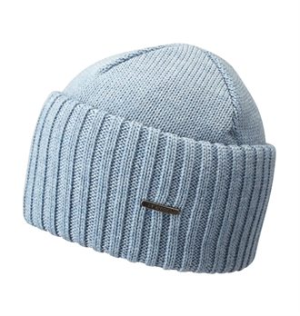 Stetson - Northport Wool Beanie - Pale Blue 46cdc69ed2cf