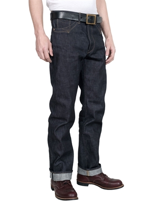 Stevenson Overall Co. - Grass Valley 350 Rigid Selvage Denim 14oz Jeans