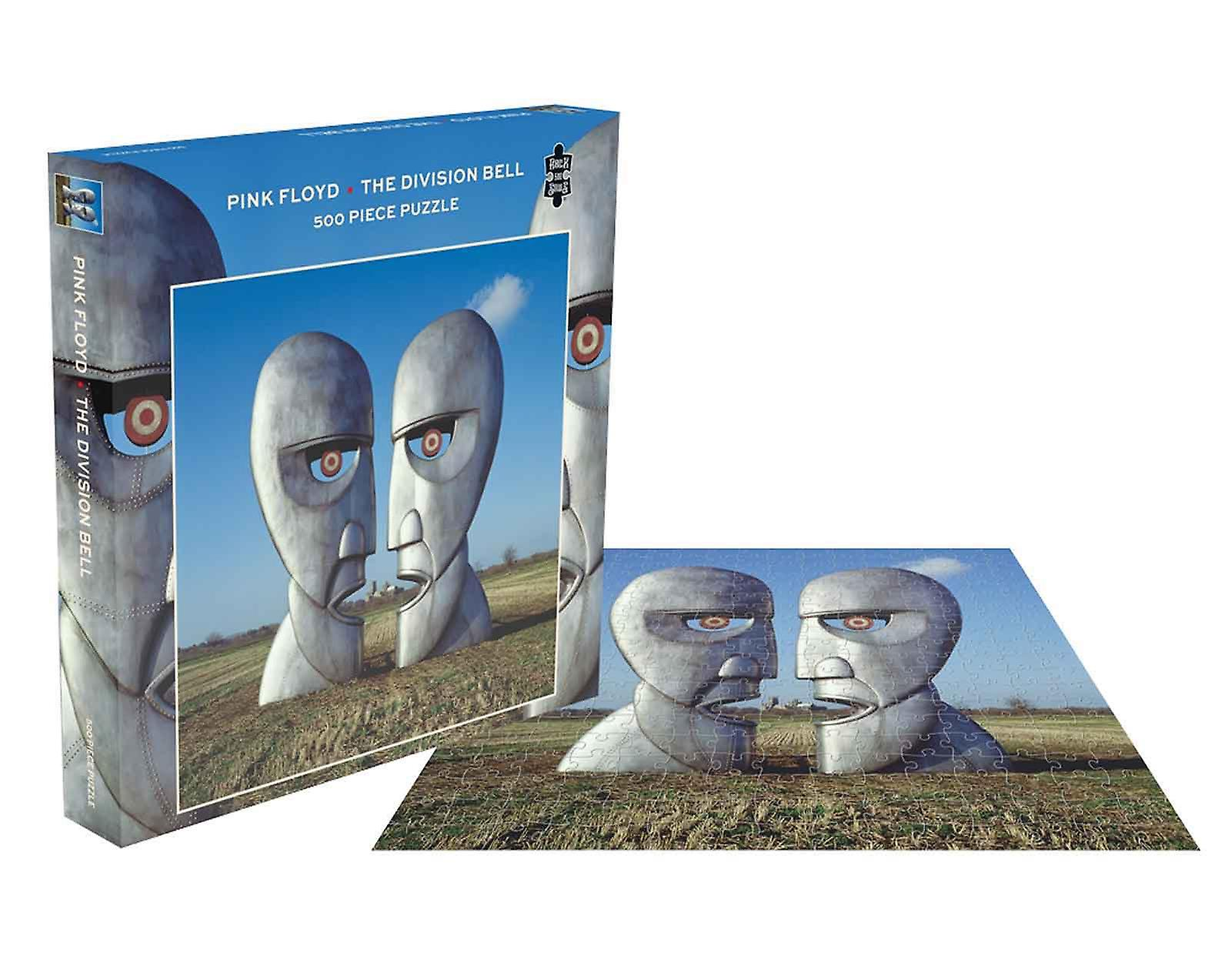 Pink Floyd - The Division Bell (500 Pieces) - Puzzle