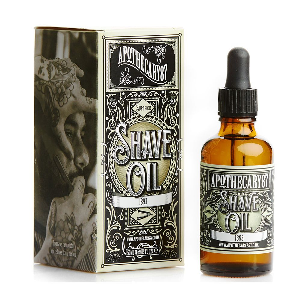 Apothecary 87 - Shave Oil 1893 - 100ml