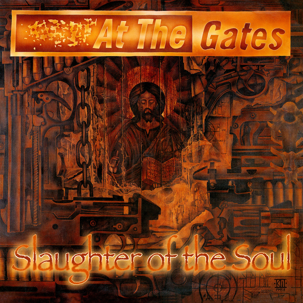 At The Gates - Slaughter Of The Soul - LP