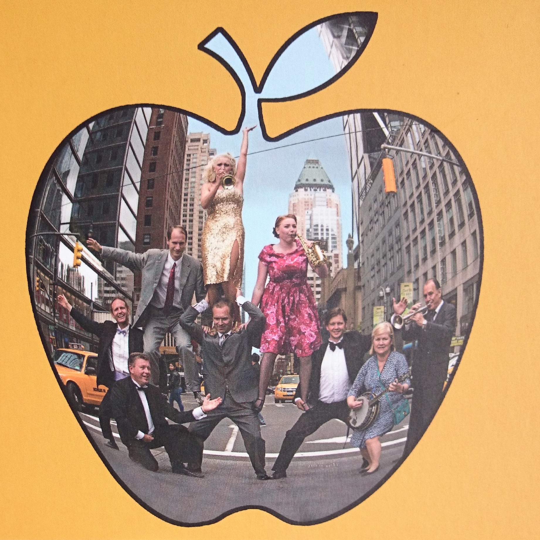 Gunhild Carling and the Carling Big Band - Big Apple