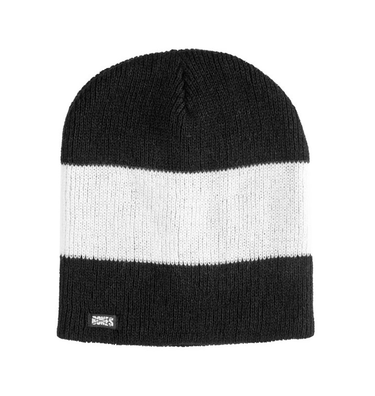 Bones - Wyatt Beanie - Black/White