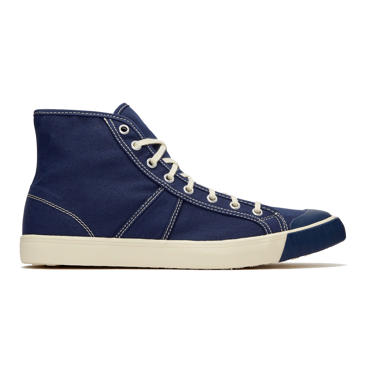 Colchester-Rubber-Co---1892-National-Treasure-High-Top---Navy-Blue-4123