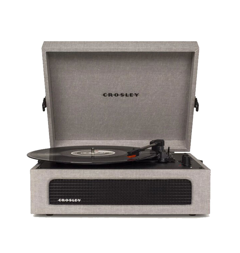 Crosley---Voyager-Record-Player---Grey-1