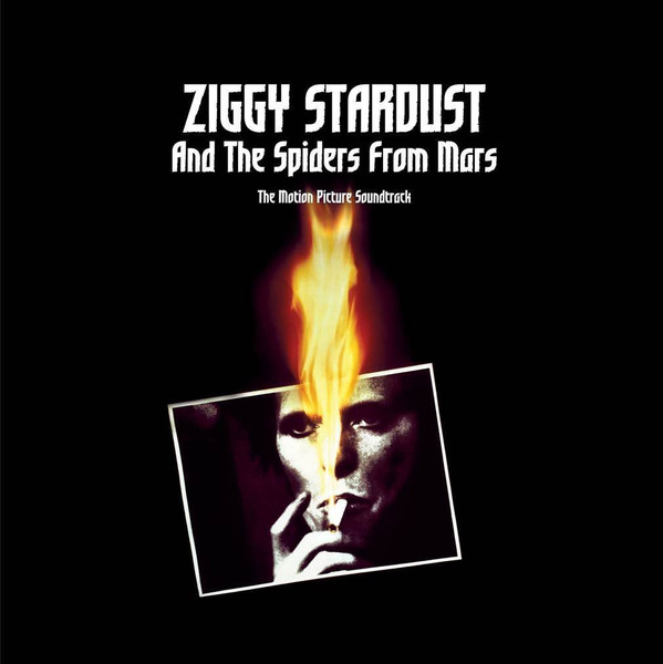David Bowie - Ziggy Stardust And The Spiders From Mars (The Motion Picture Sound