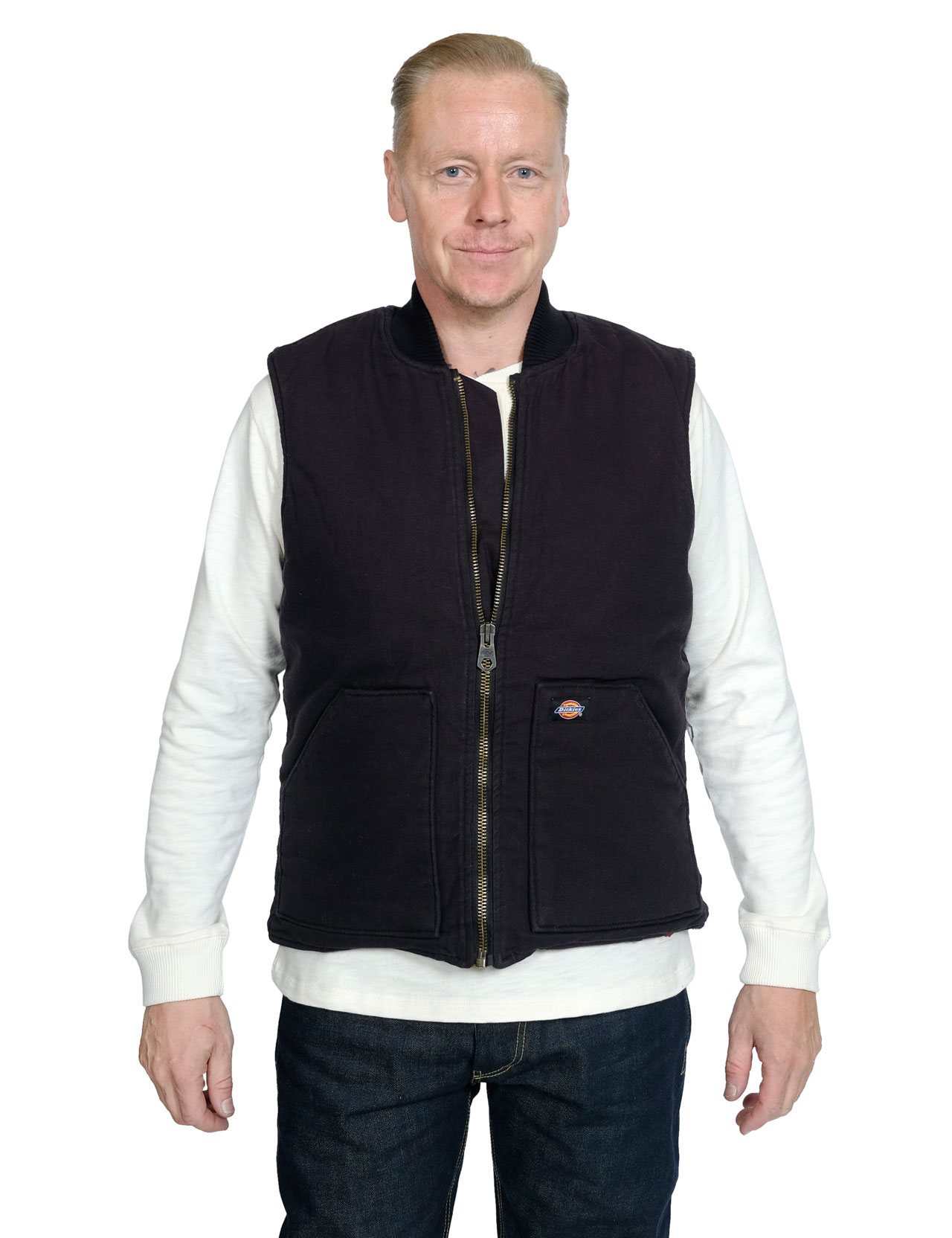 Dickies - Lawrenceburg Vest - Black