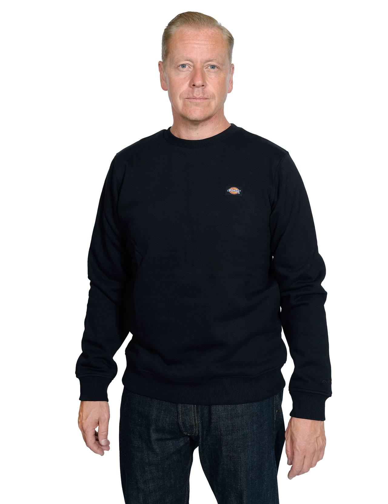 Dickies New Jersey Sweatshirt Black