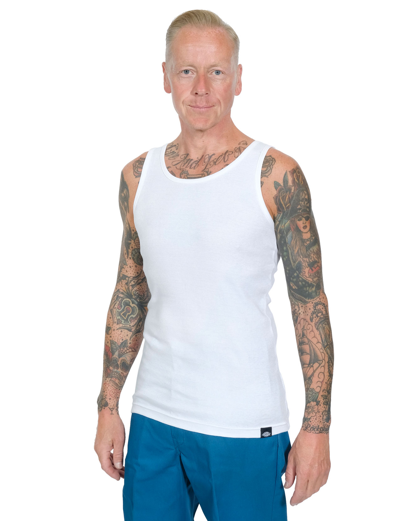 Dickies---Proof-3-pack-Tank-Top---White-993123