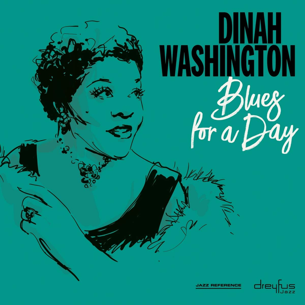 Dinah Washington - Blues For A Day - LP