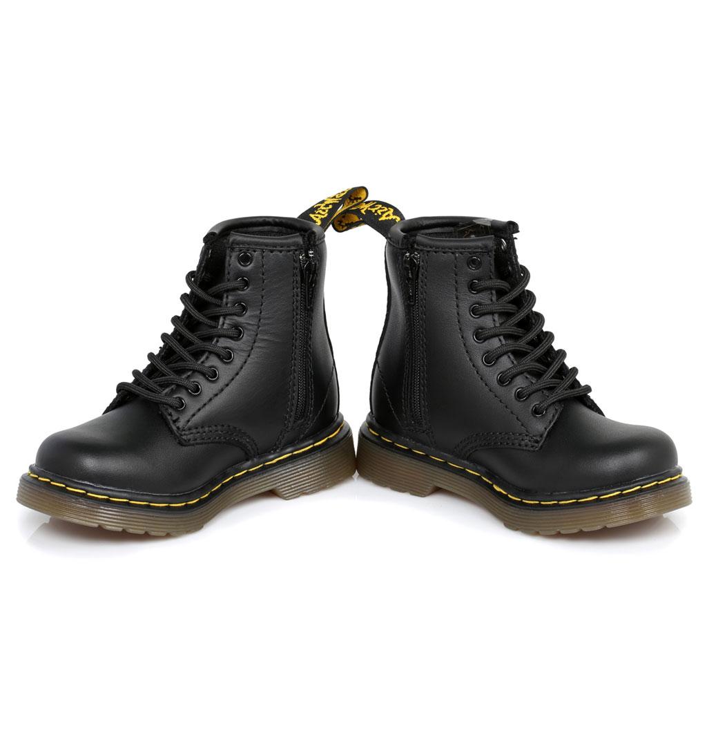 buy online good new photos Dr Martens - Brooklee Kids Boot - Black