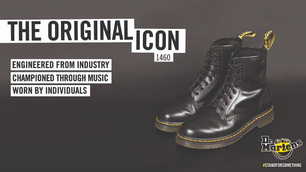 Dr Martens Original Icon