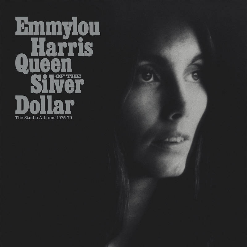 Emmylou Harris - Queen Of The Silver Dollar (RSD2017) BOX - 5 X LP