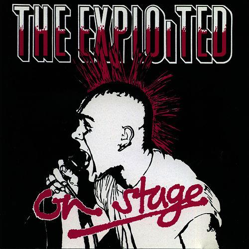 Exploited–OnStage