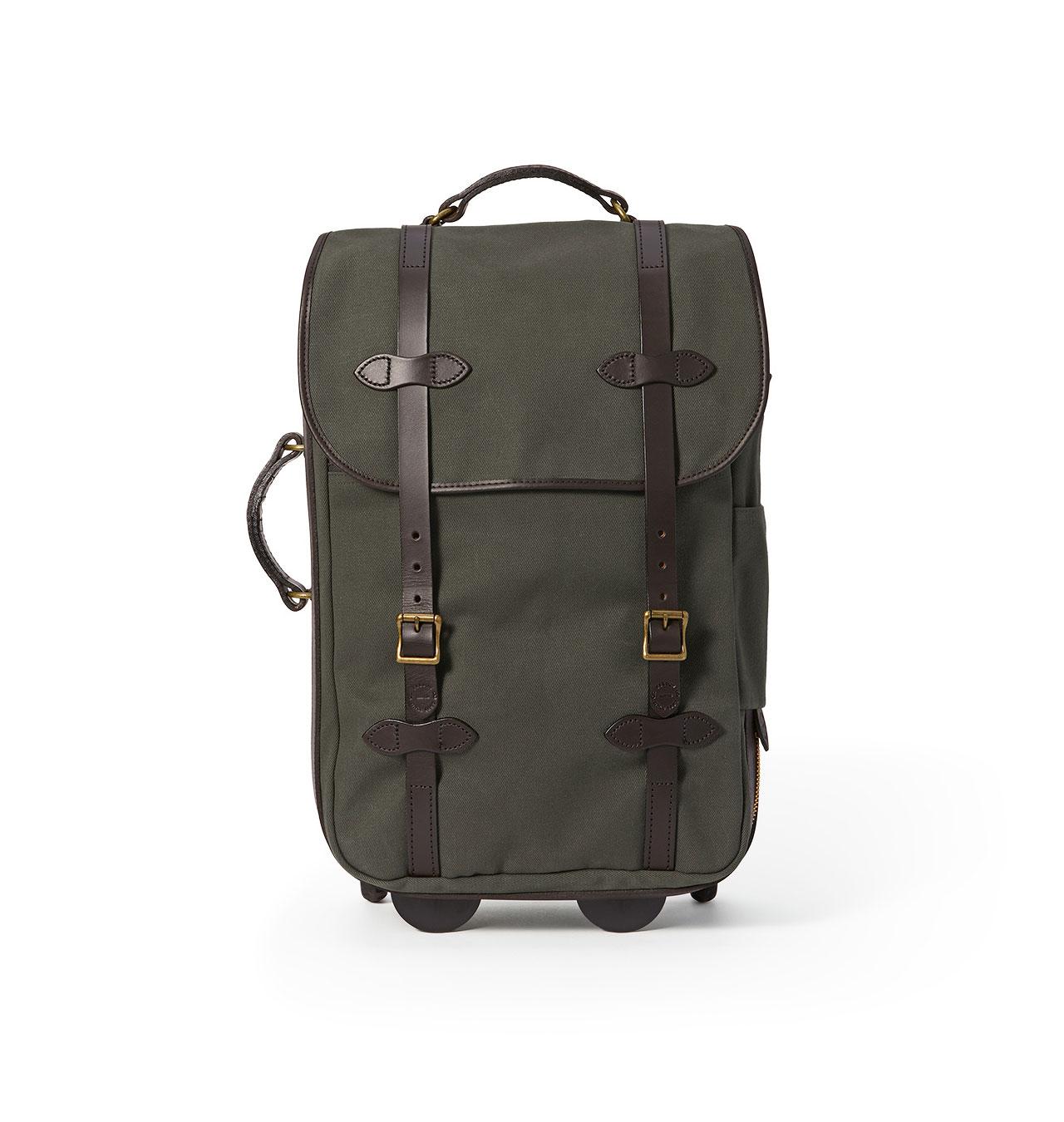 e697170c9ee Filson - Rugged Twill Rolling Carry-on Bag Medium - Otter Green