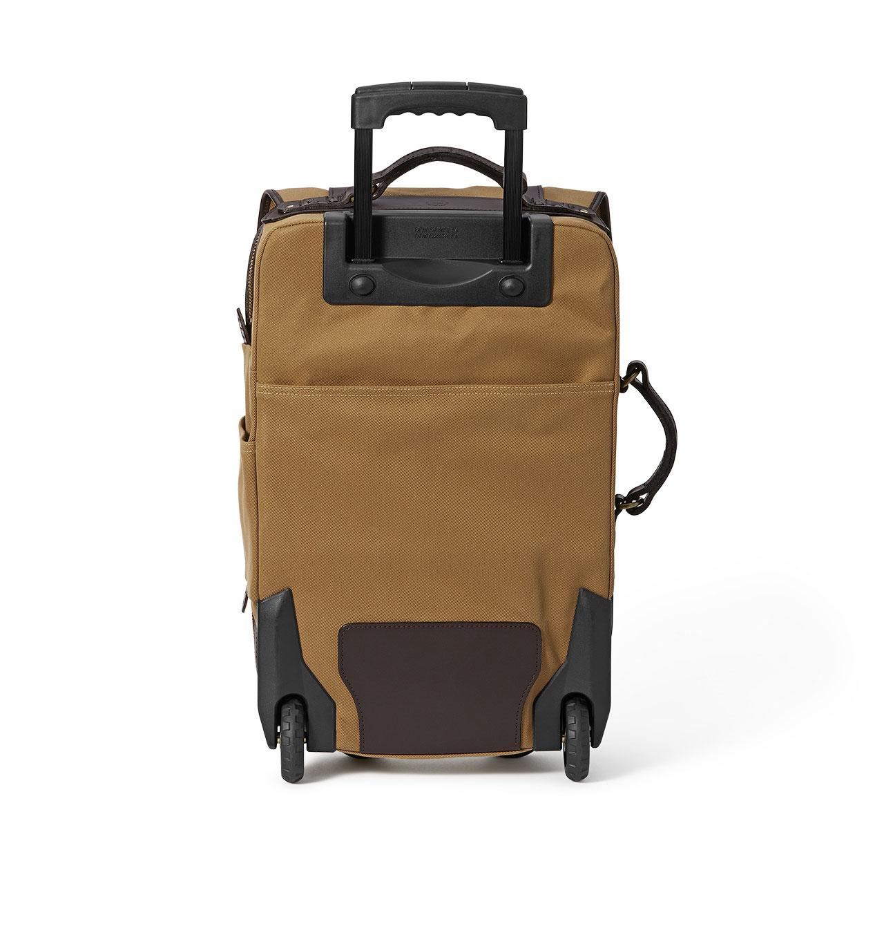 cad72f2c344 Filson - Rugged Twill Rolling Carry-on Bag Medium - Tan
