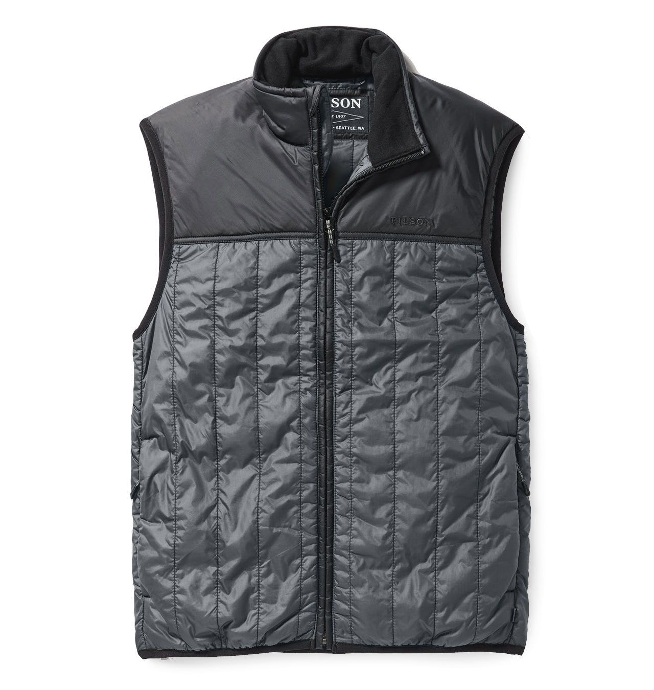 Filson - Ultra-Light Vest - Black