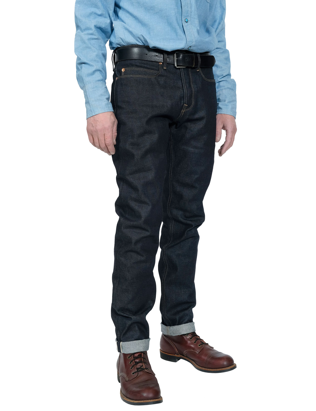 Freenote-Cloth---Portola-Classic-Taper-Denim-Jeans---14.50-oz-1234