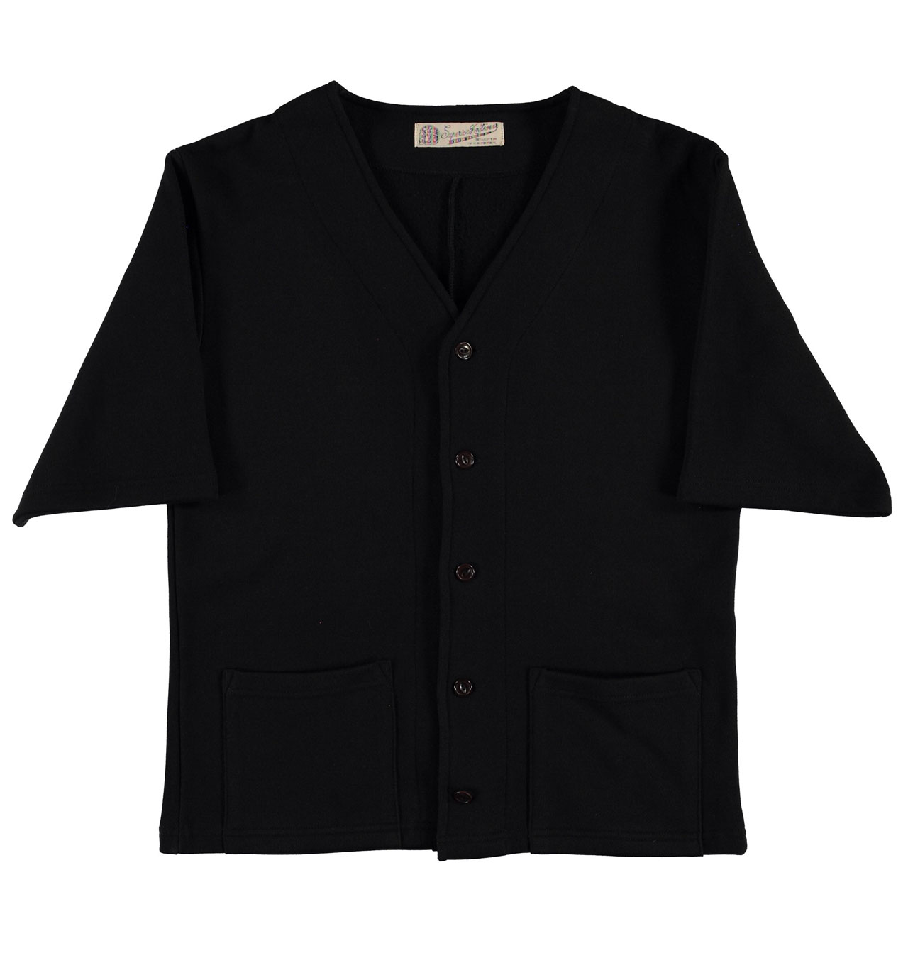 Girls-Of-Dust---Baseball-Cardigan---Black-1