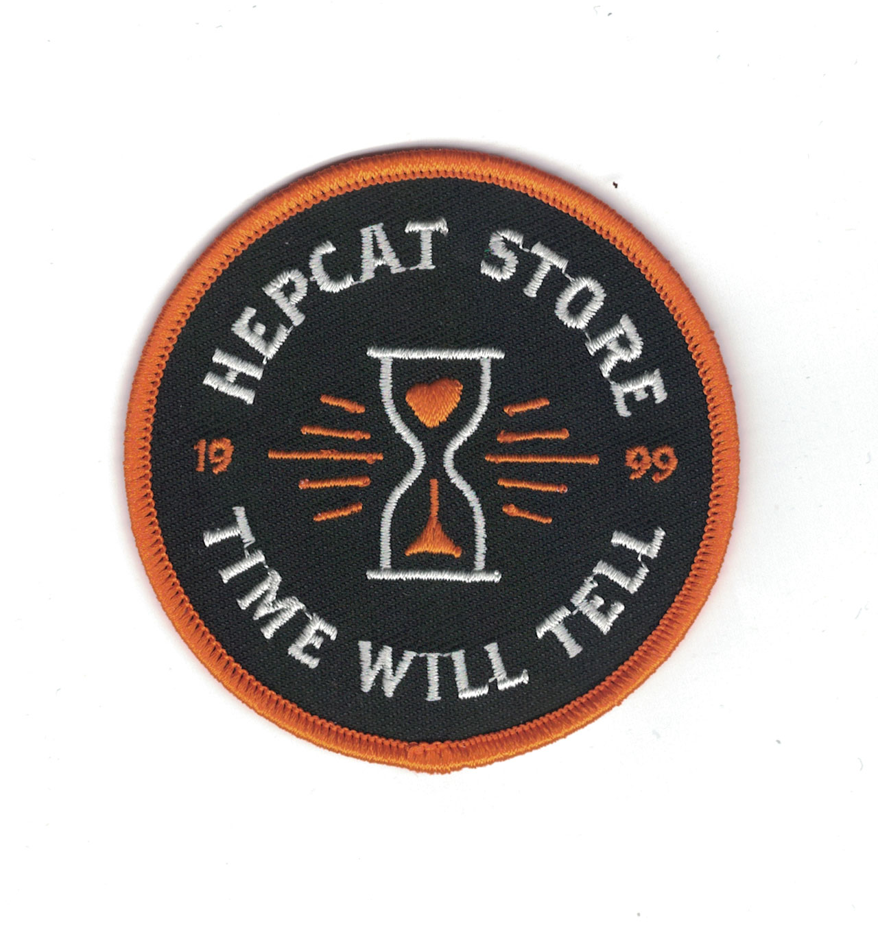 HepCat - Time Will Tell Patch