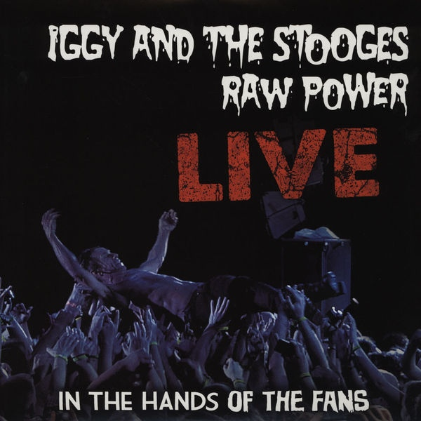 Iggy And The Stooges ‎– Raw Power Live - LP - RSD15