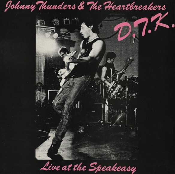Johnny Thunders & The Heartbreakers - Down To Kill Live At The Speakeasy (Red/Wh