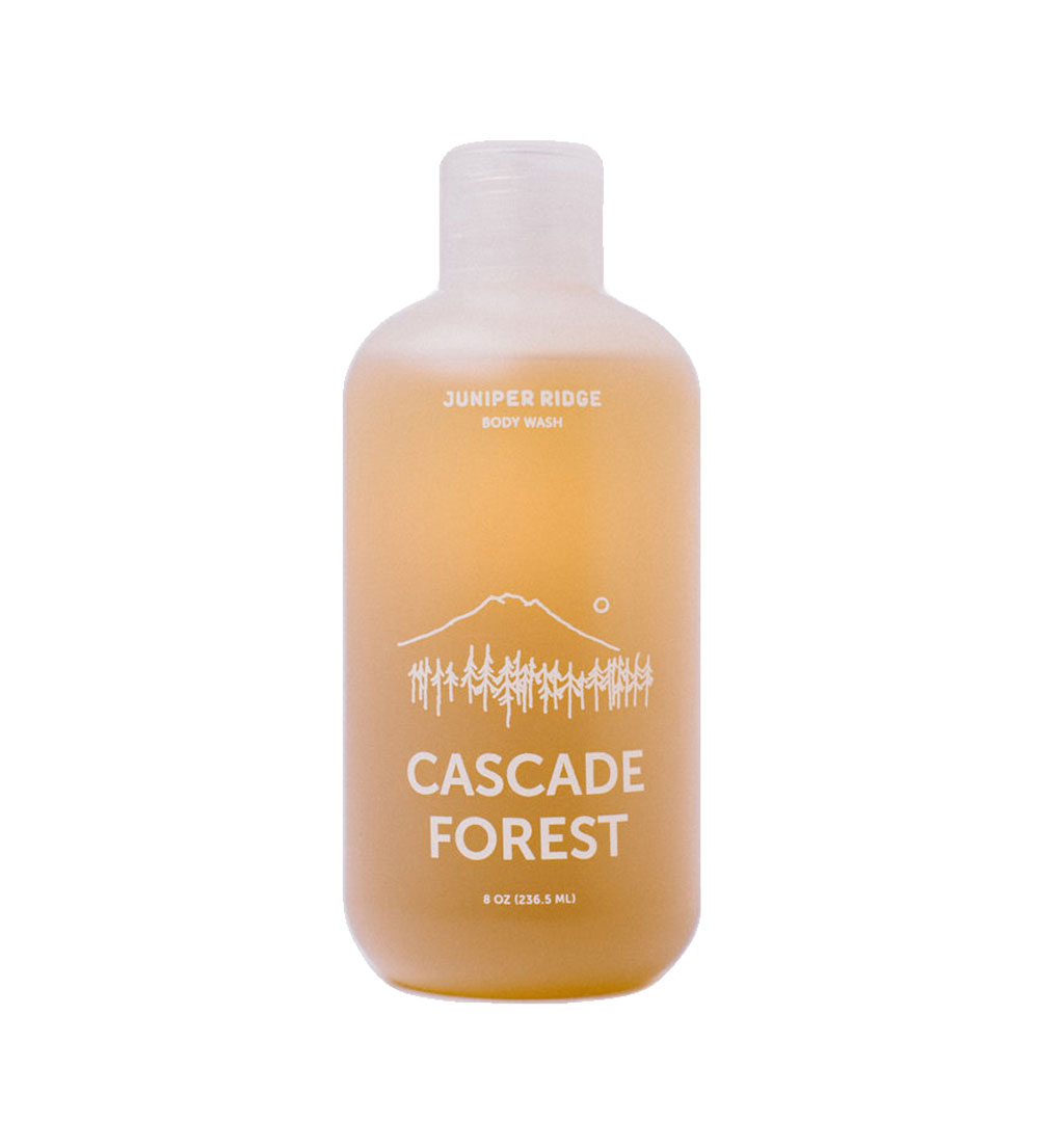 Juniper Ridge - Body Wash Cascade Forest - 8 oz