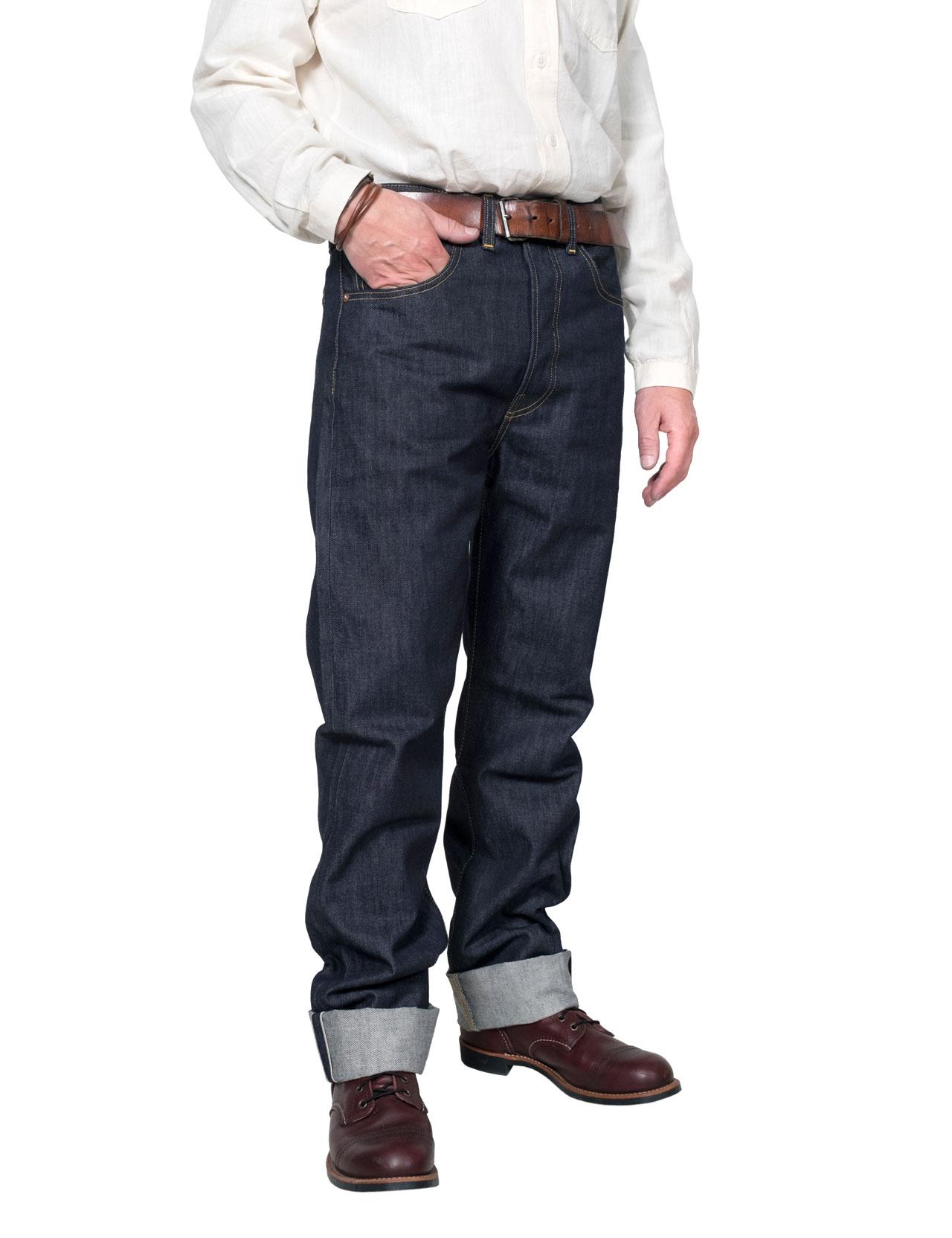 2cce487631 Levi´s Vintage Clothing - 1944 501® Jeans Rigid - 12oz