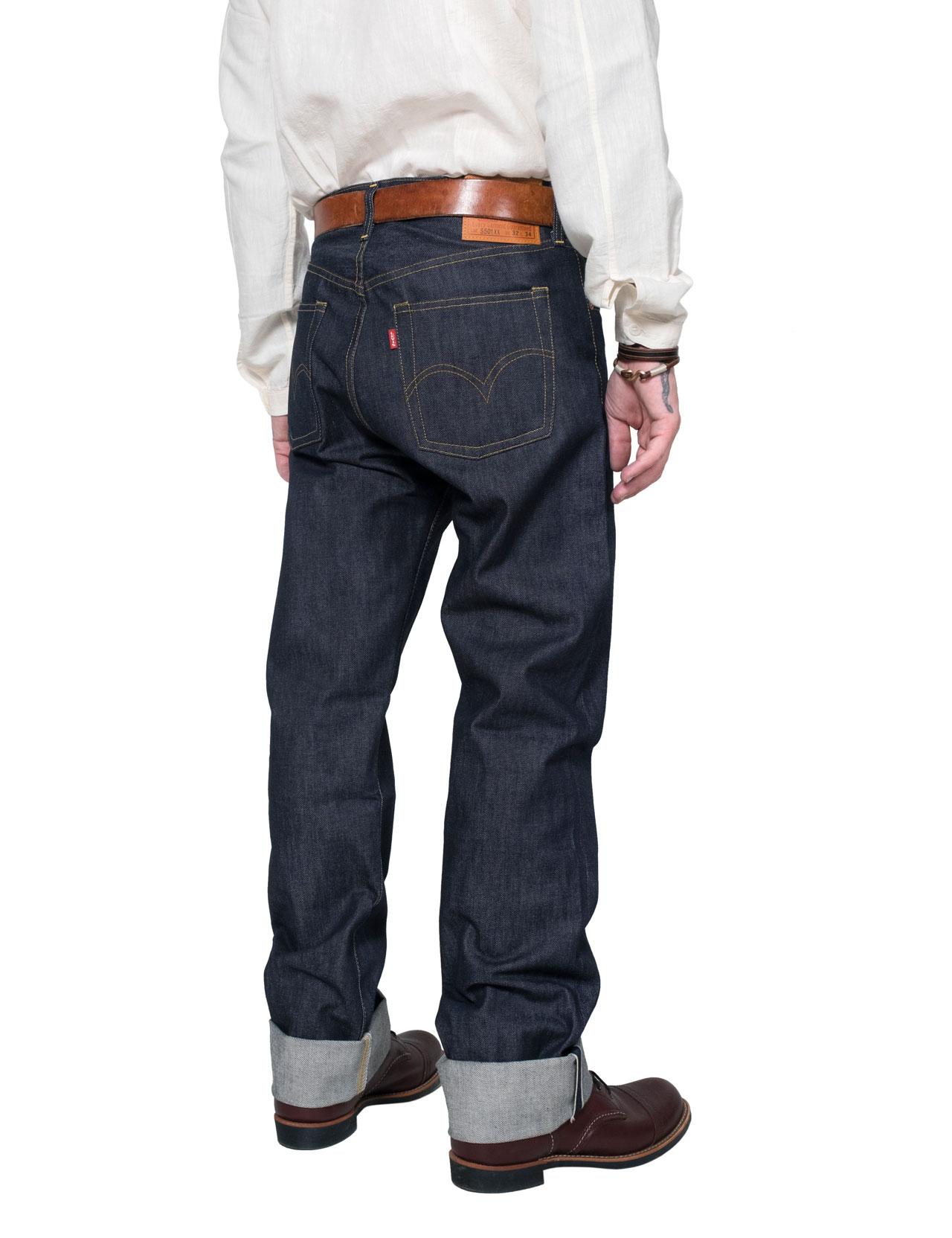 aac51d47cbc Levi´s Vintage Clothing - 1944 501® Jeans Rigid - 12oz