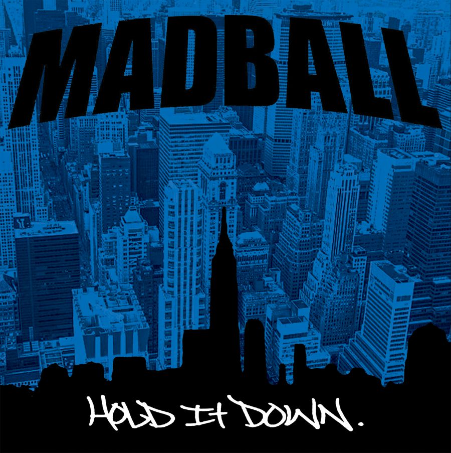 Madball---Hold-It-Down-LTD-20th-anniversary---LP