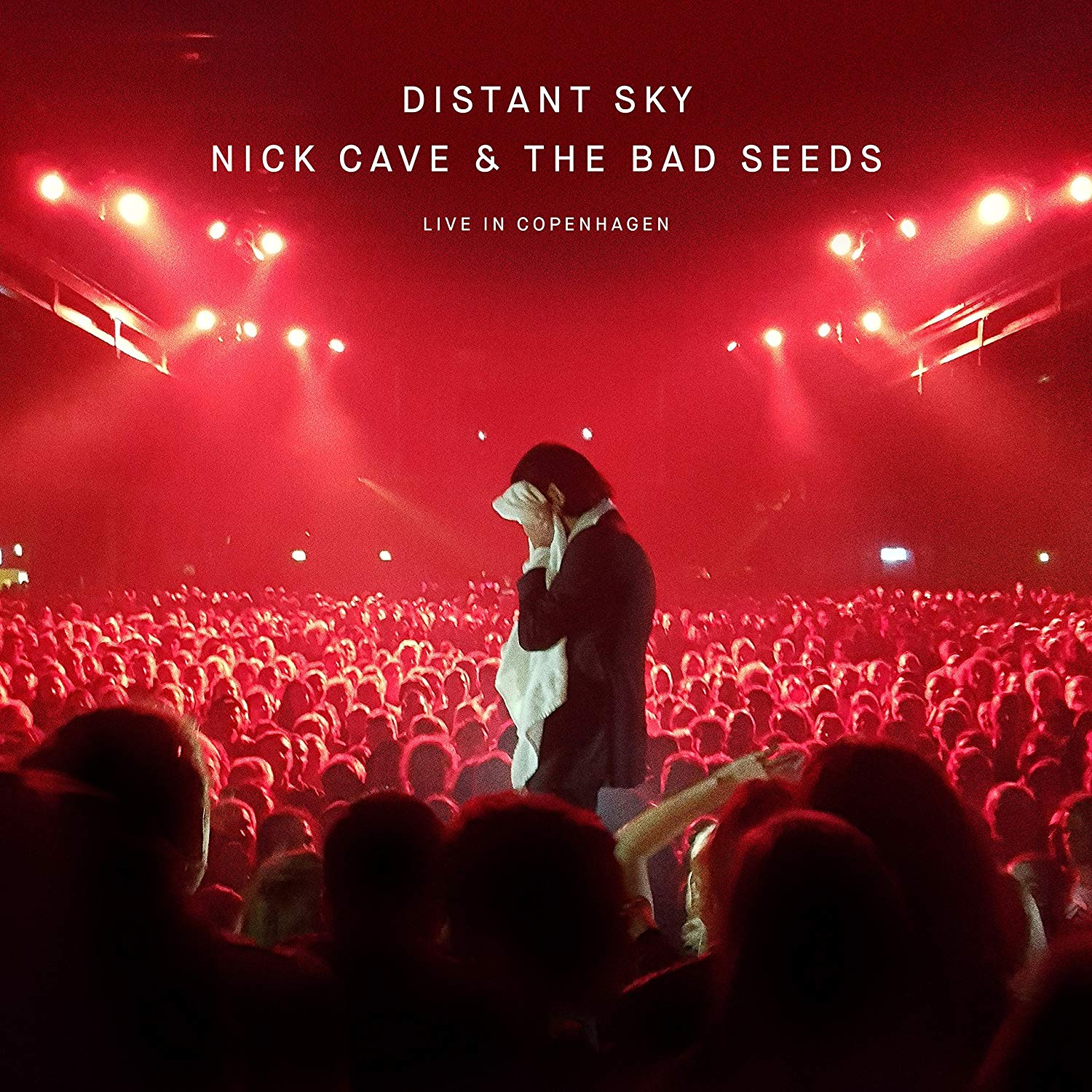 Nick Cave & The Bad Seeds - Distant Sky Live In Copenhagen - 12´ EP