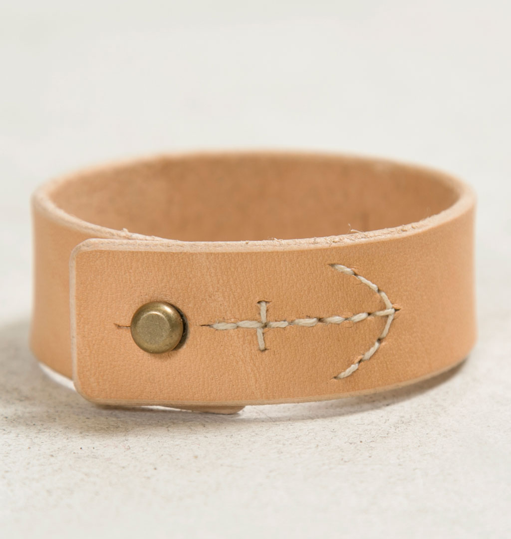 Oldgeezerwithin - The Anchor Braclet